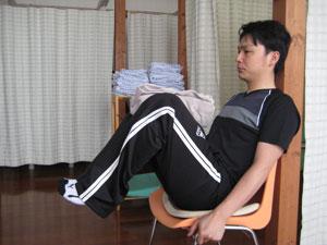 大腰筋トレーニング(中~上級編)腰に痛みが少なく腰をを動かしても痛みが出ない人用